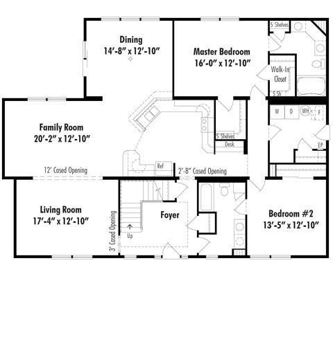 Outstanding Unibilt Custom Homes Get Started Floor Plans Inspirational Interior Design Netriciaus
