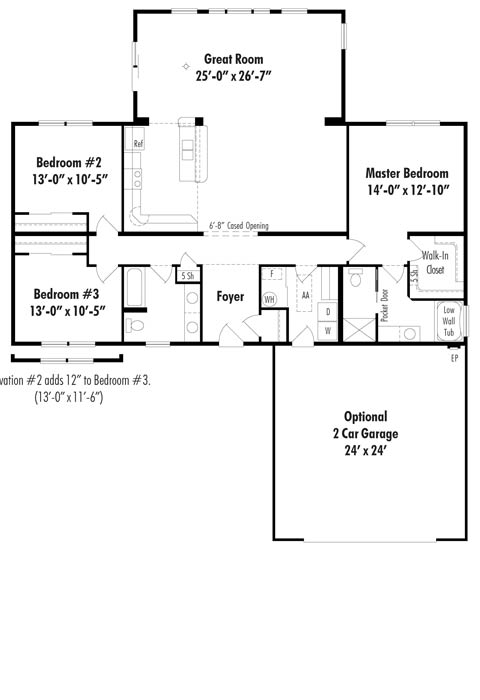 Unibilt custom homes get started floor plans for Get a home plan
